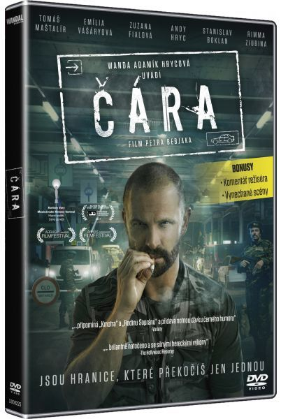Čára - DVD film
