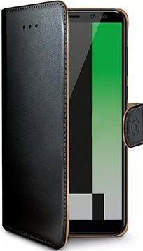 Celly Wally knížkové pouzdro pro Huawei Mate 10 Lite, černá