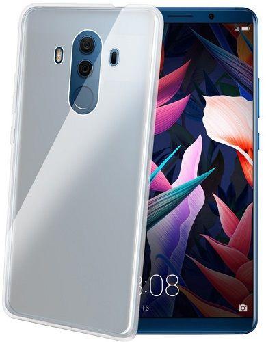 Celly Gelskin pouzdro pro Huawei Mate 10 Pro, transparentní