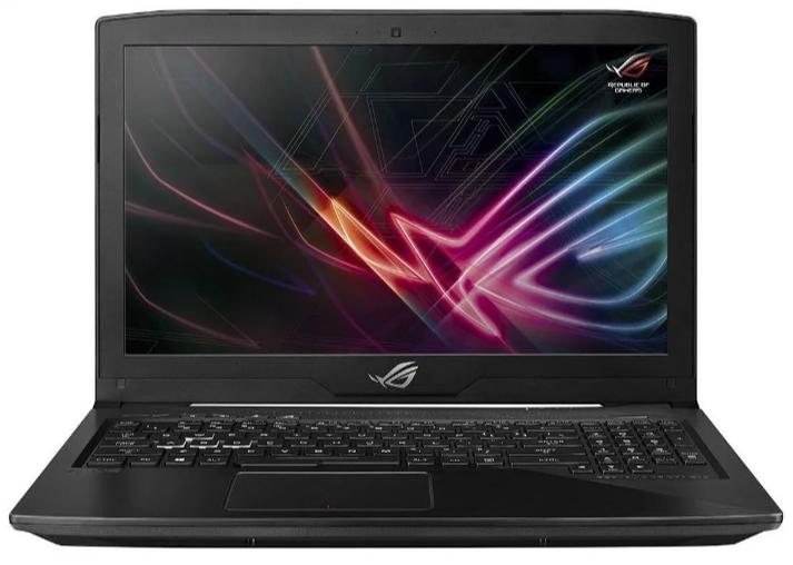 """Asus GL503VM-FY022T černý + dárek Logo brašna na 15,6"""" notebook (černá), eScan Internet Security Suite Antivirový software na 90 dní, Yenkee YMS 002BK bezdrátová myš zdarma"""