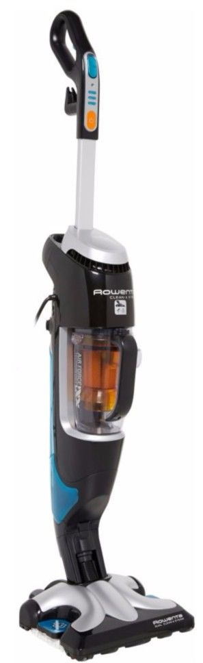 Rowenta RY7535WH Clean&Steam 2v1