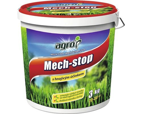 AGRO Mech - Stop
