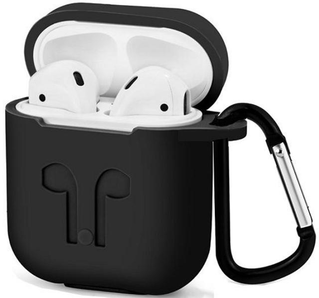 Bsmart CN-BSCASE01K černé pouzdro pro Apple AirPods