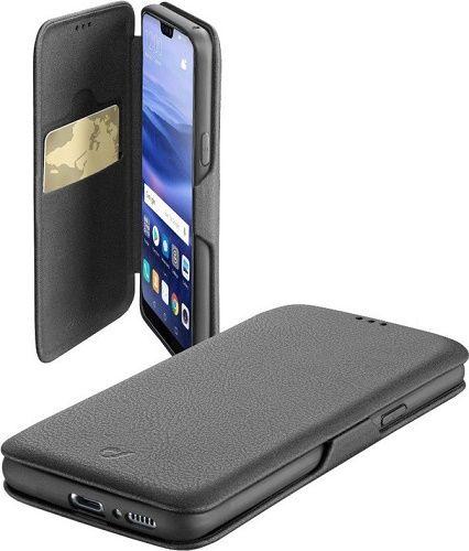 Cellularline Book Clutch pouzdro pro Huawei P20 Lite, černé