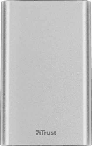 Trust Ula Thin Metal 8000 mAh, stříbrná