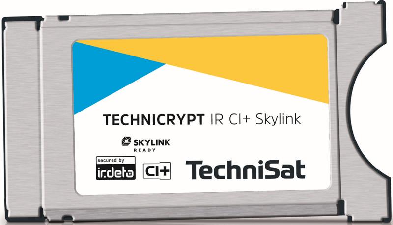 TechniSat TechniCrypt IR CI+ Skylink