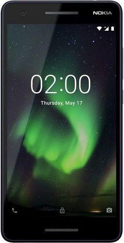 Nokia 2.1 Dual SIM modro-stříbrný