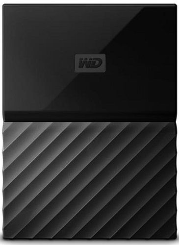 "Western Digital My Passport 2,5"" HDD 2TB černý"
