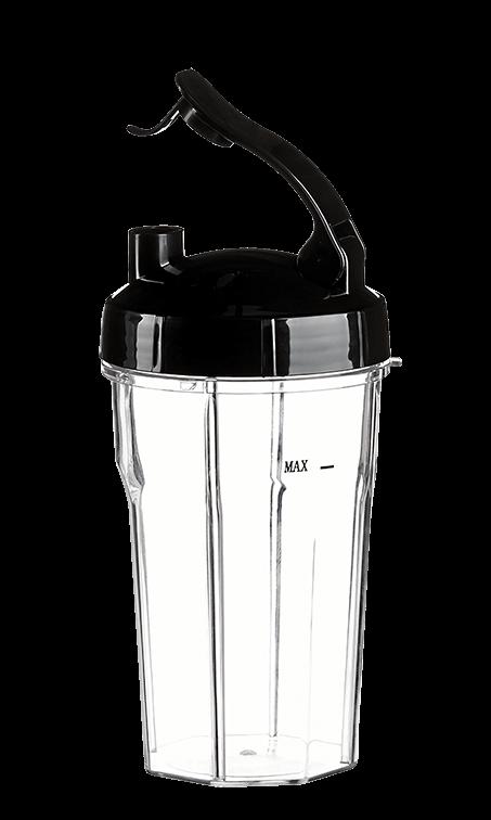 ECG SM 900 bottle Mix & Go náhradní sportovní láhev