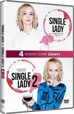 Single lady 1+2 (TV seriál) - DVD