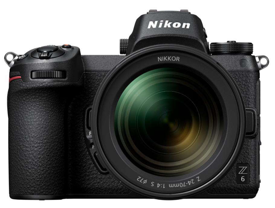 Nikon Z6 + Z 24-70 mm KIT