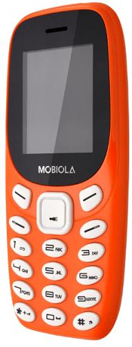 Mobiola MB3000 oranžový
