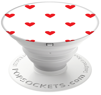PopSocket držák na mobil, Hearting