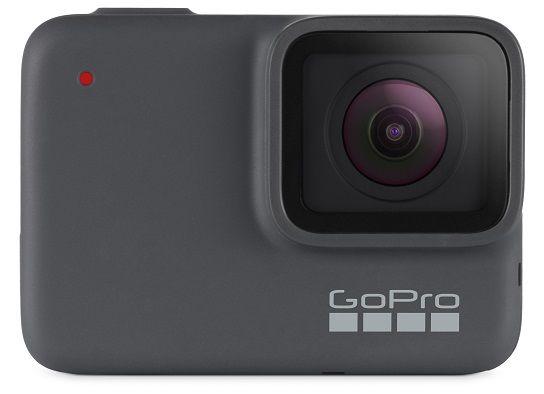 GoPro HERO7 stříbrná