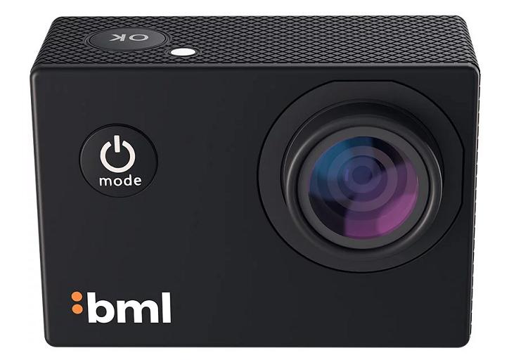 BML cShot3 4K černá