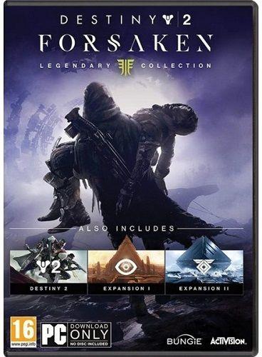 Destiny 2 Forsaken Legendary Collection - PC hra
