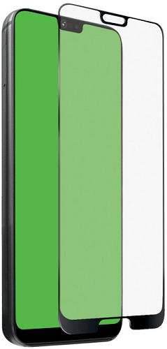 SBS 4D tvrzené sklo pro Huawei P20 s aplikátorem, černá