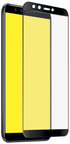 SBS Full Cover tvrzené sklo pro Honor 9 Lite, černá