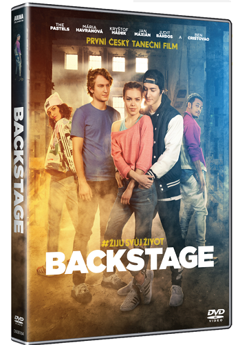 Backstage - DVD film