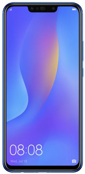 Huawei Nova 3i fialový