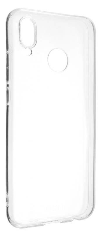 Fixed TPU gelové pouzdro pro Huawei P20 Lite, transparentní