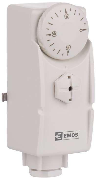 EMOS P5681 - T80, příložný termostat
