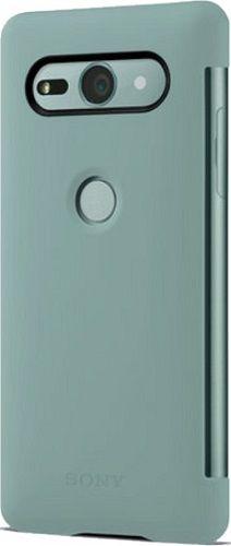 Sony Style Touch flipové pouzdro pro Sony Xperia XZ2 Compact, zelená
