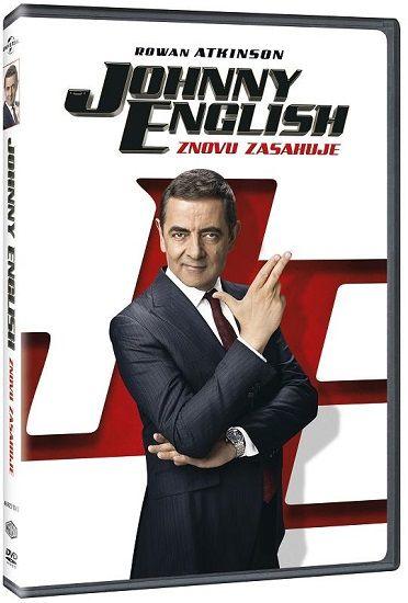 4c8d9e03c Johnny English znovu zasahuje - DVD film