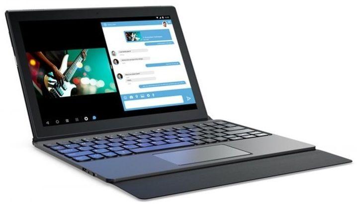 Lenovo pouzdro s klávesnicí pro tablet TAB 4 10 černé