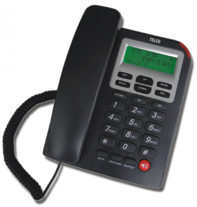 Telco PH-895IDN černý