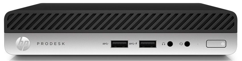 HP ProDesk 400 G4 4CZ91EA černý