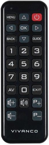 Vivanco V-39287 dálkový ovladač pro TV Philips