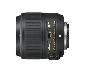 Nikon AF-S FX NIKKOR 35mm F/1:1.8G ED