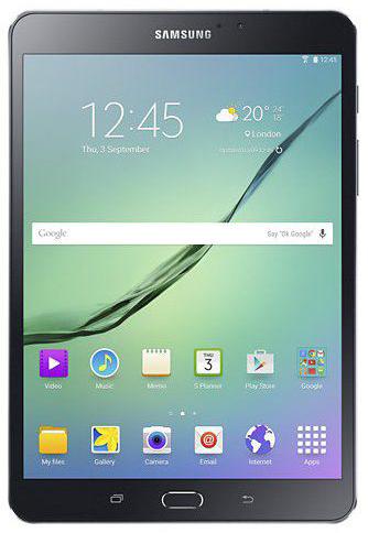 Samsung Galaxy Tab S 2 VE 8.0, SM-T713NZKEXEZ (černý)