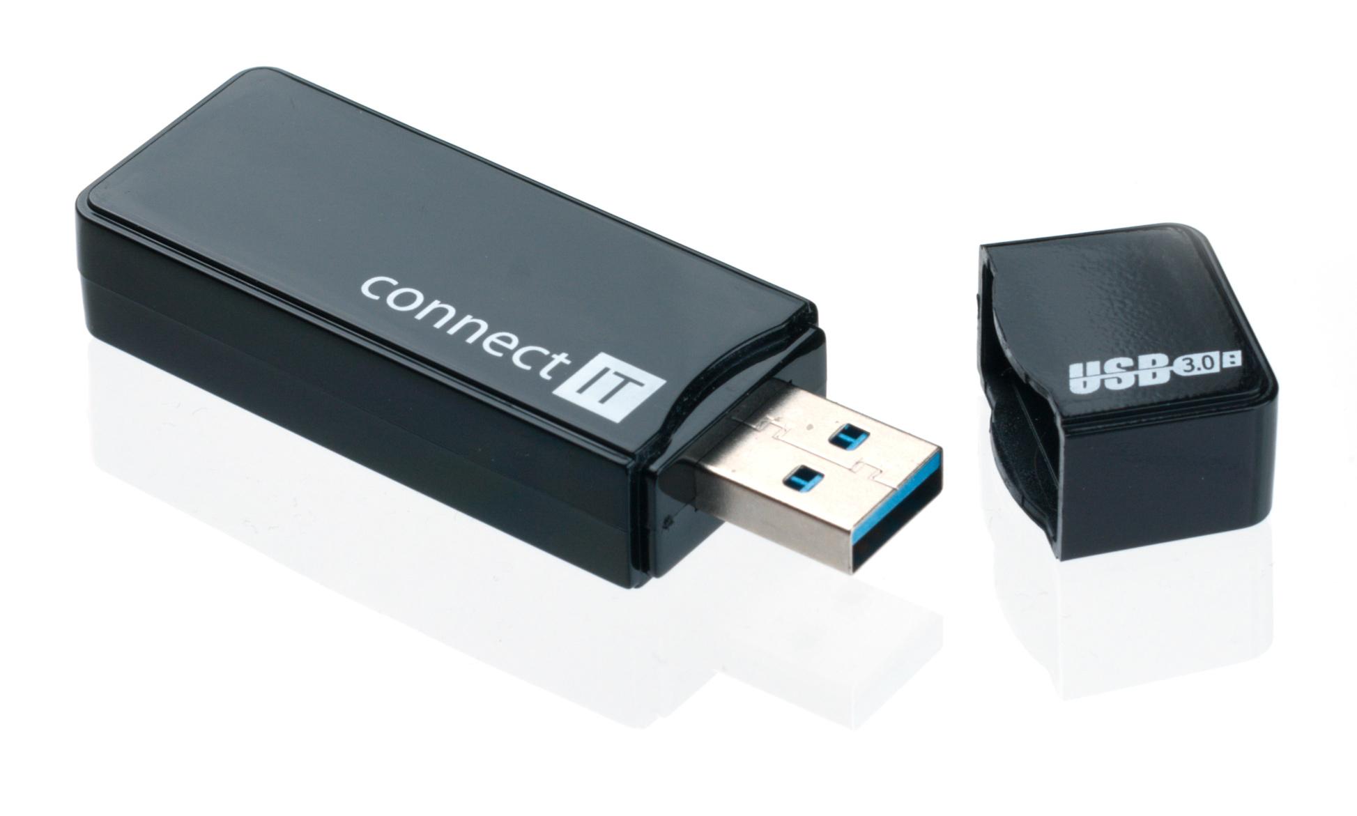 CI-104 - čtečka paměťových karet