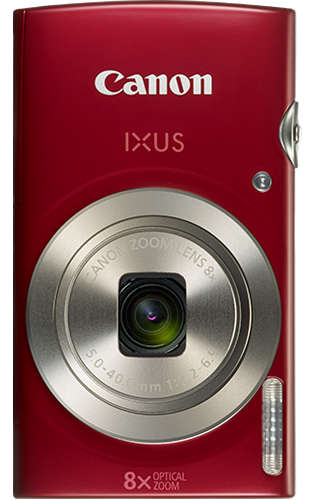 Canon IXUS 185 Essential Kit červený