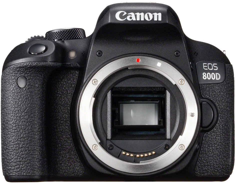 Canon EOS 800D + EF-S 18-55mm IS STM