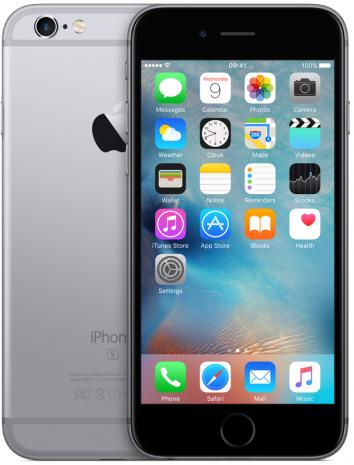 Apple iPhone 6 32GB vesmírně šedý