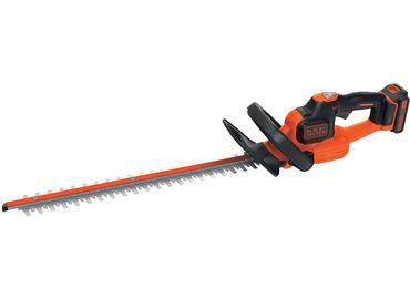 Black & Decker GTC18452PC Akumulátorové nůžky na živý plot, AKU 18V/2,0AH
