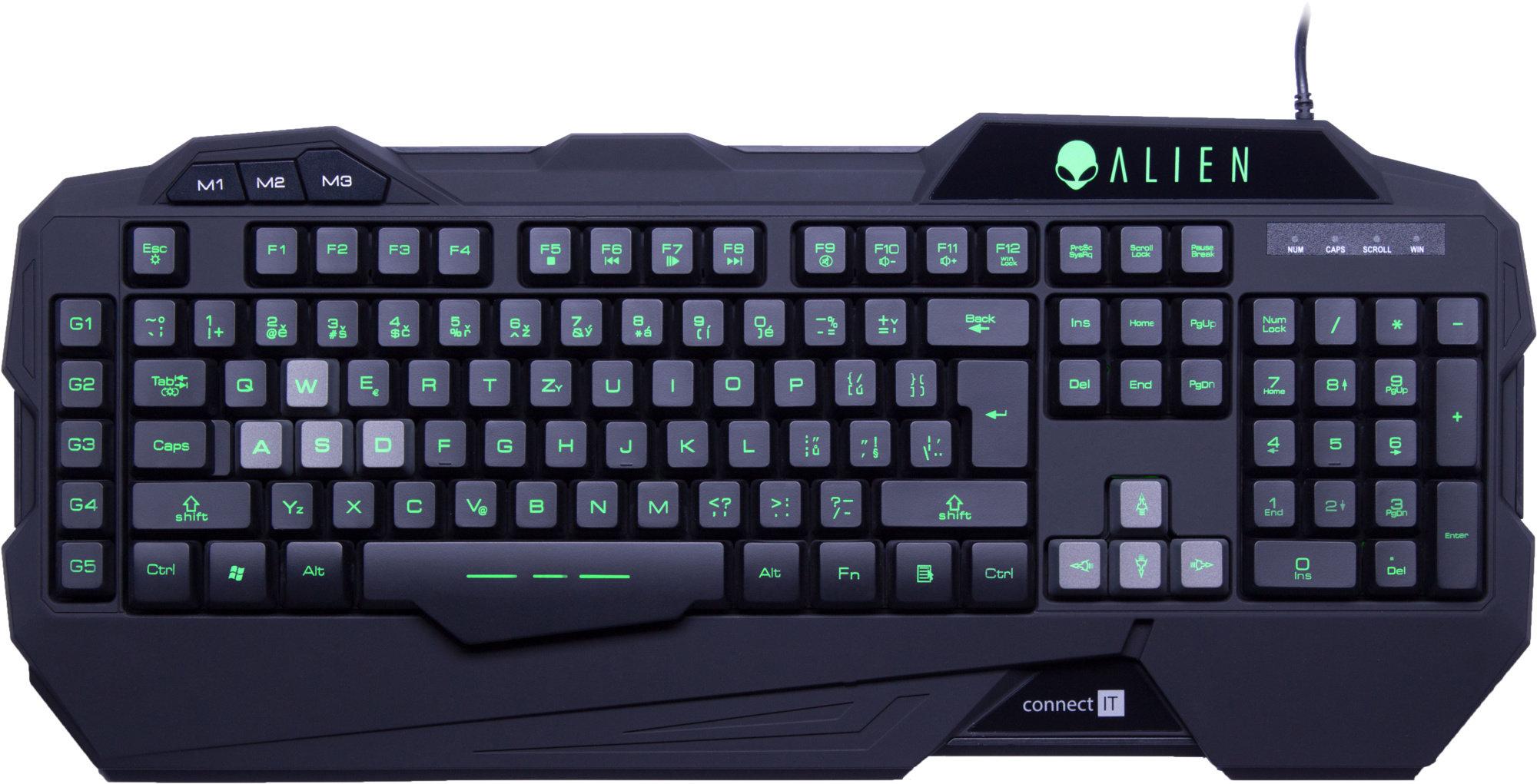 Connect IT CI-553 Alien
