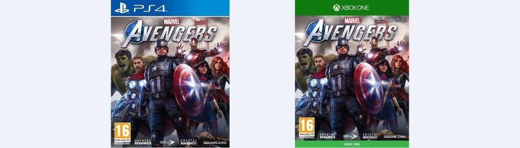Marvel´s Avengers pro PlayStation a Xbox