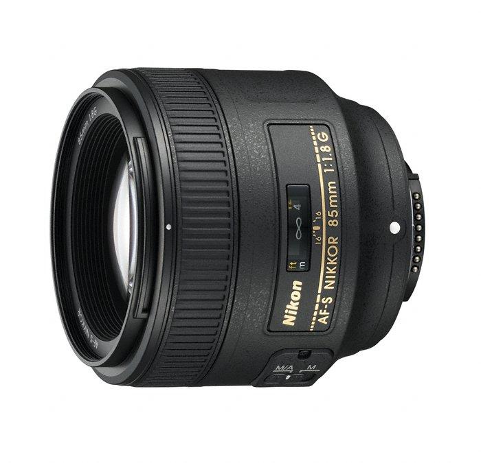 Nikon Nikkor 85mm f/1,8 AF-S G