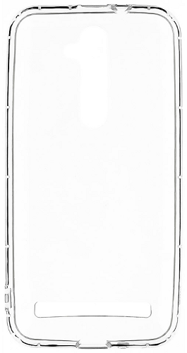 Asus pouzdro pro Asus ZenFone Go ZB500KG, transparentní