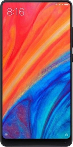 Xiaomi Mi Mix 2S 64 GB černý