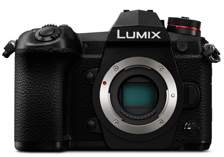 Panasonic Lumix DC-G9 tělo černý
