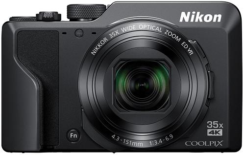 Nikon Coolpix A1000 černý