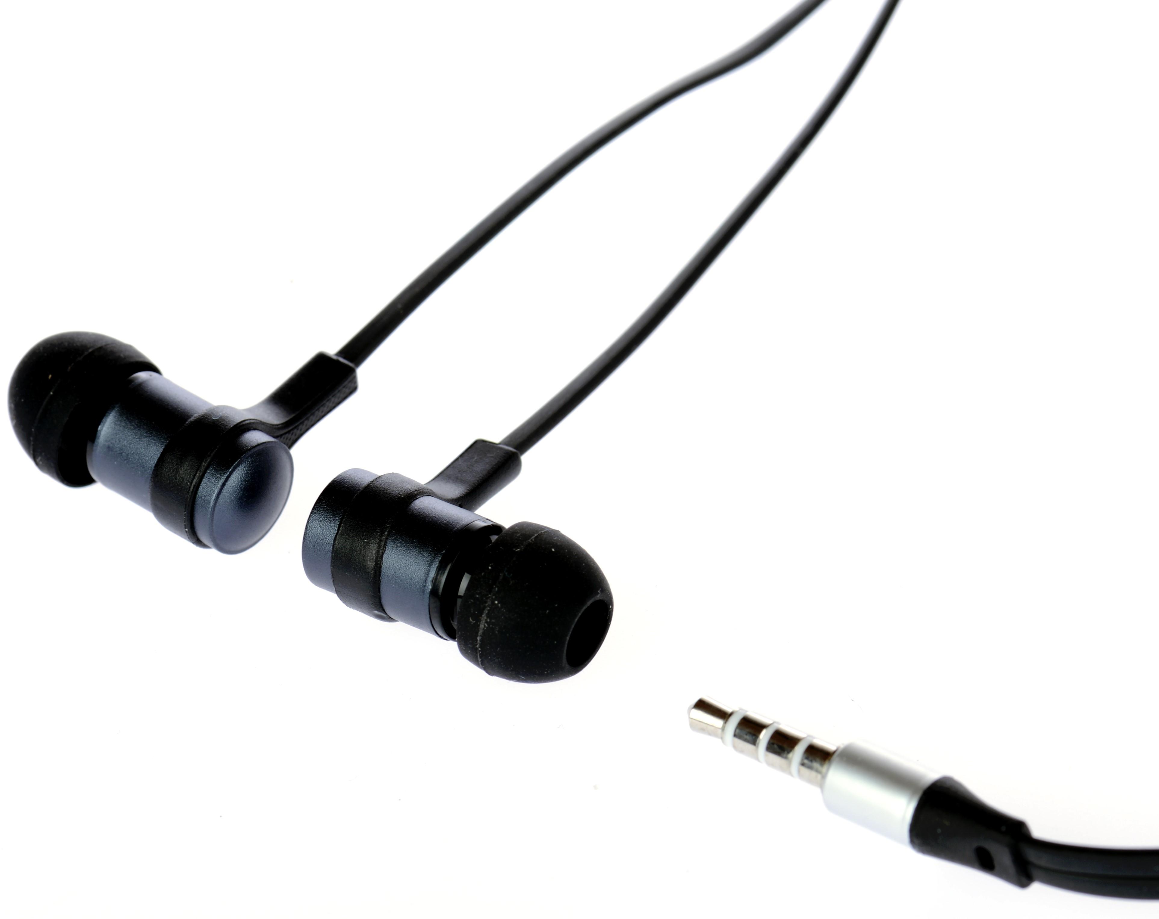 Winner stereo handsfree s 3,5 mm konektorem, černá