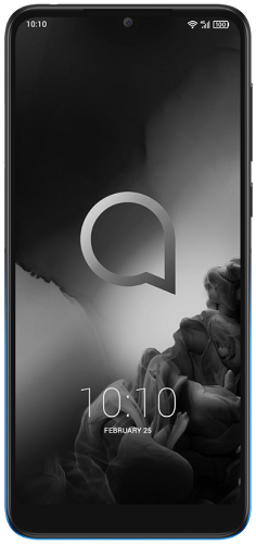 Alcatel 3 4 GB/64 GB černo-modrý