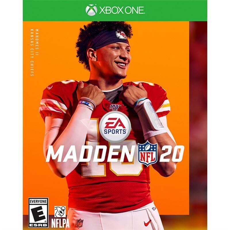 Madden NFL 20 Xbox One hra
