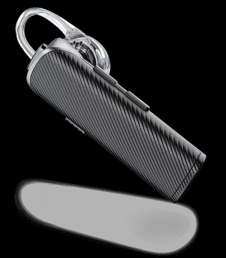 Plantronics Explorer 110 Bluetooth headset, černá